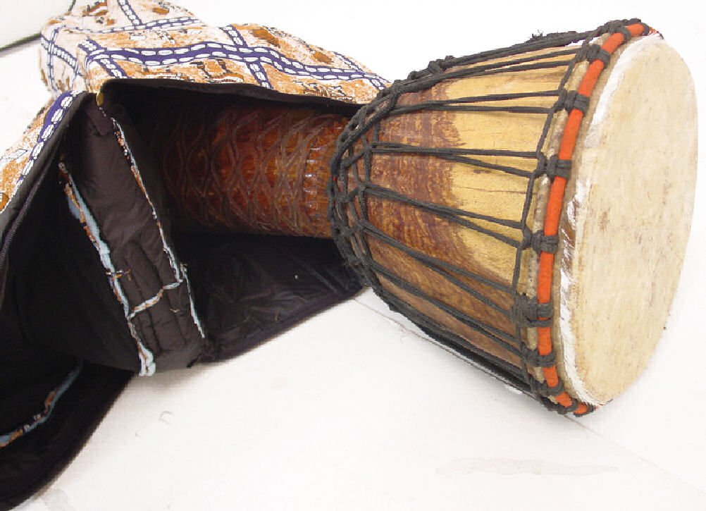 Hand Sewn Djembe Drum Bag by African Music (Image #3)