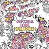 Best Halloween Crafts - Unicorns Love Halloween: A Creative Colouring Book Review