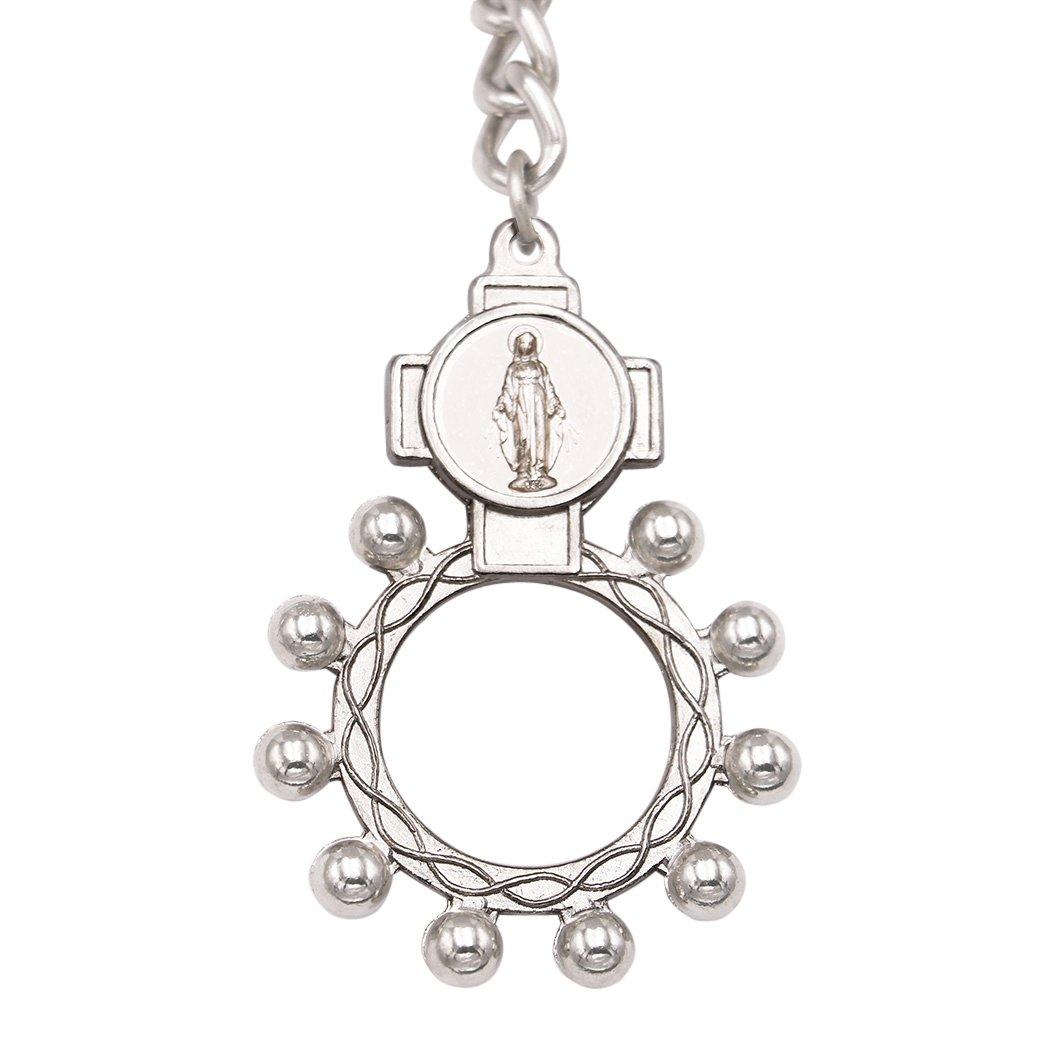 Amazon.com: Rosemarie s regalo religioso medalla Milagrosa ...