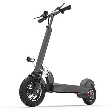 Haojiechunxiang Patinete eléctrico Scooter de Pedal para ...