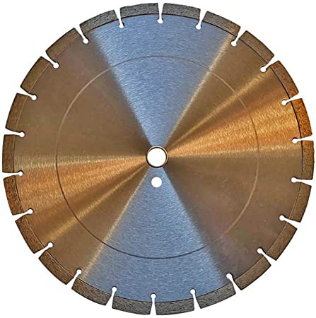 "14"" Diamond Saw Blade for Asphalt Concrete Brick Block Pavers Stone 12MM"