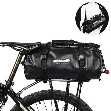 Selighting Bolsa de la Bici Pannier Bolsa Gran Capacidad Bicicleta Bolsa Bici de Montaña Impermeable Bolsa Sillín de Bicicletas Multifunción Bolsa ...