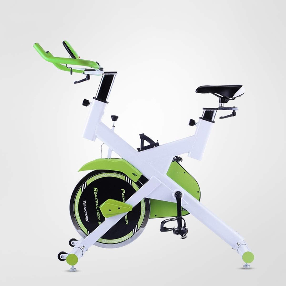 スピニングバイク超静音エクササイズバイクホームバイク屋内エクササイズバイクフィットネスエクササイズ