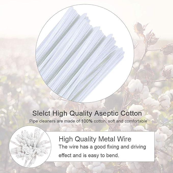 Cable de tuberías de algodón suave-diámetro 5mm-No.10