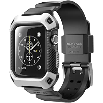 Amazon.com: Compatible Apple Watch Band 42mm Case,Camyse