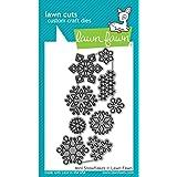 Lawn Fawn Lawn Cuts Custom Craft Die - LF995 Mini Snowflakes