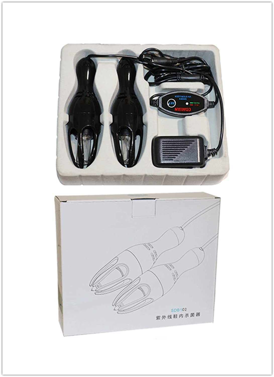 Hats Gloves Ski Boots Tumecos Shoe Dryer Boot Dryer Portable Adjustable Rack and Timer for Shoes