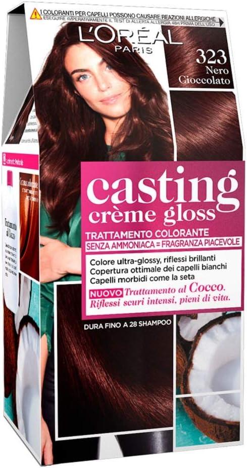 Casting Creme Gloss N.323 Ner/Cioc: Amazon.es: Salud y ...
