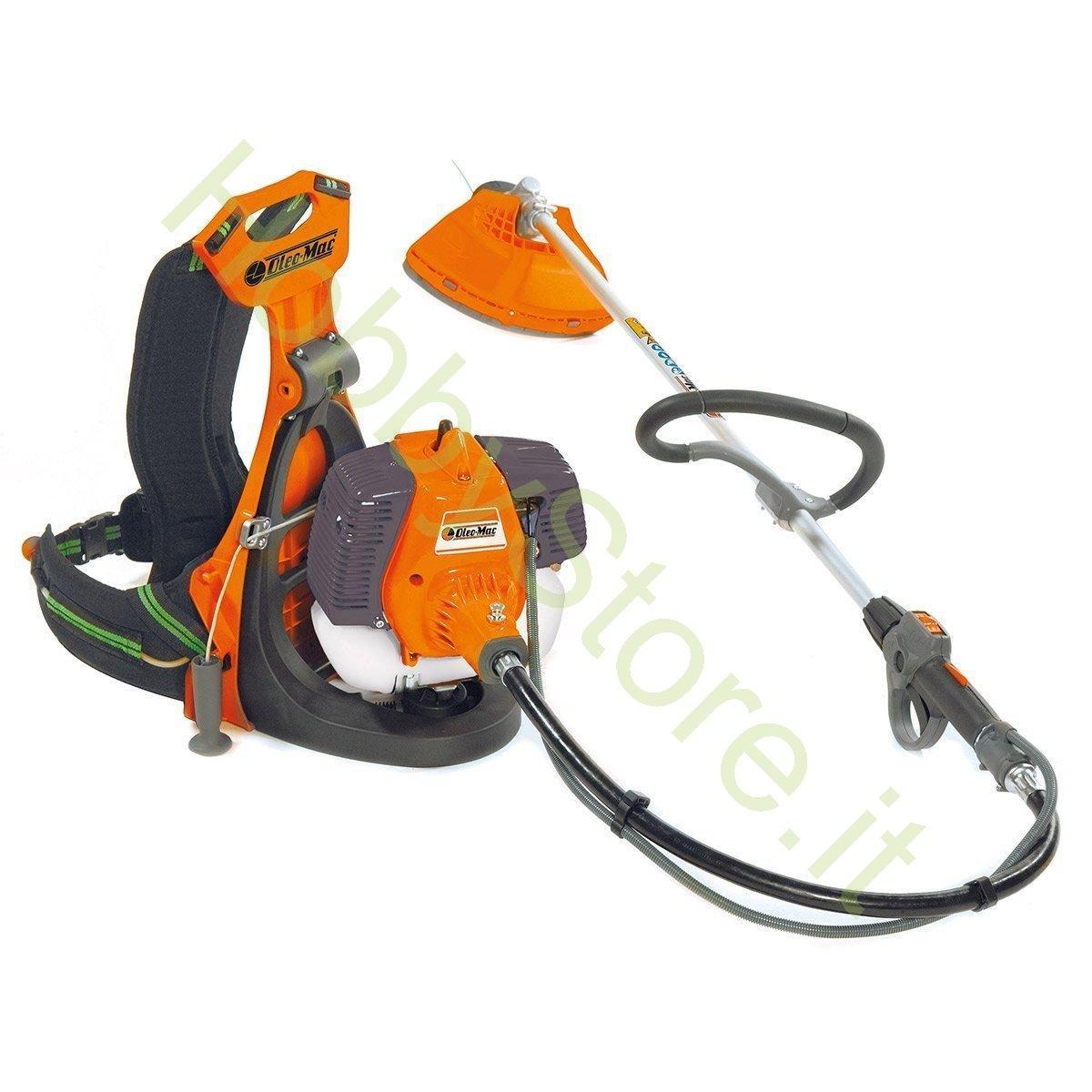 Desbrozadora Oleomac BCF530: Amazon.es: Bricolaje y herramientas