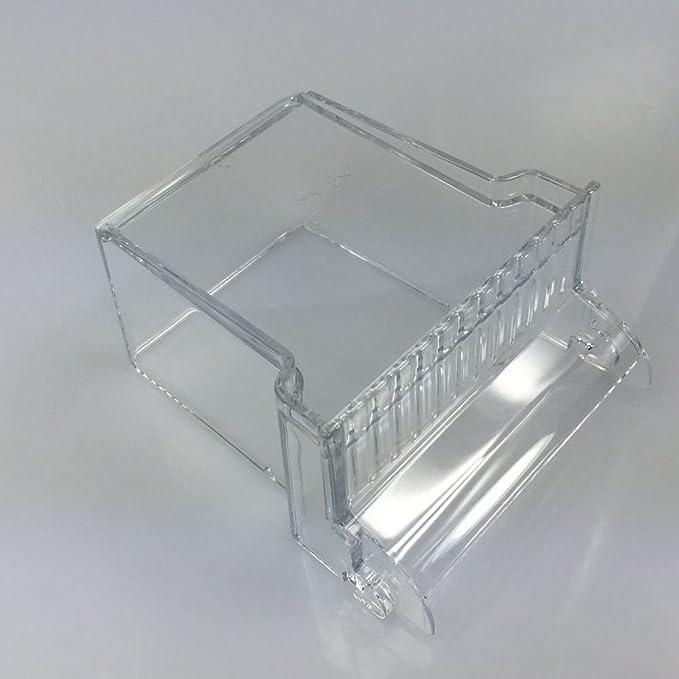 Bandeja de gotas para el bajo de Krups Nespresso XN 5005 LeCube titan, MS-0043259, pieza suelta: Amazon.es: Hogar