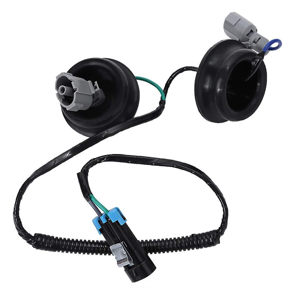 Hoypeyfiy For Gm Dual Knock Sensors Wire Harness Fits Ls1 Ls6 60 Wiring 60l 53l
