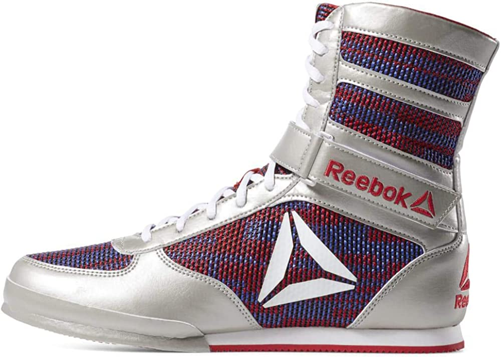Reebok Boxing Boot Fw Zapatillas de Artes Marciales para Hombre