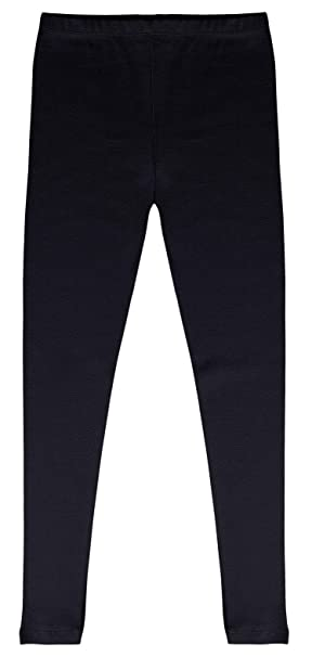 7ed03ec0 Amazon.com: CAOMP Girls'%100 Organic Cotton Leggings for School Play ...