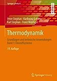 Thermodynamik: Grundlagen und technische Anwendungen Band 1: Einstoffsysteme: Volume 1 (Springer-Lehrbuch)