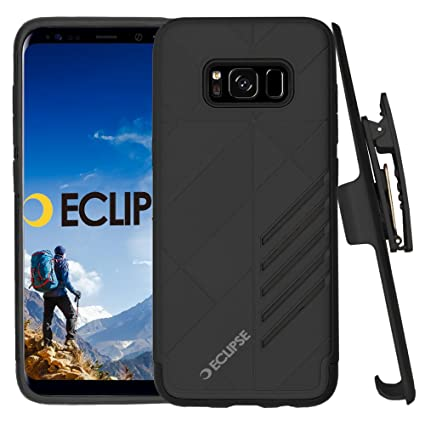 amazon com samsung galaxy s8 plus phone case by eclipse legendsamsung galaxy s8 plus phone case by eclipse legend drop protection cellphone and camera protection