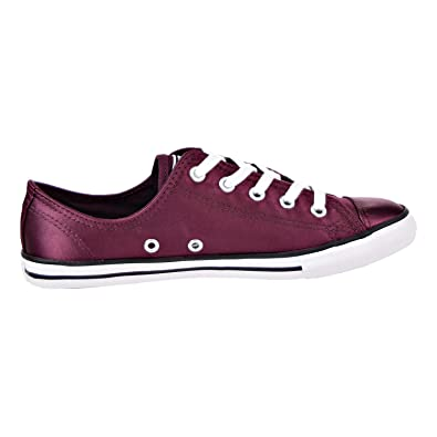 84e4a60f88ff2 Converse Chuck Taylor All Star Dainty Ox Athletic Women's Shoes Size