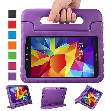 Amazon.com: newstyle Samsung Galaxy Tab 4 8.0 Caso Luz Peso ...