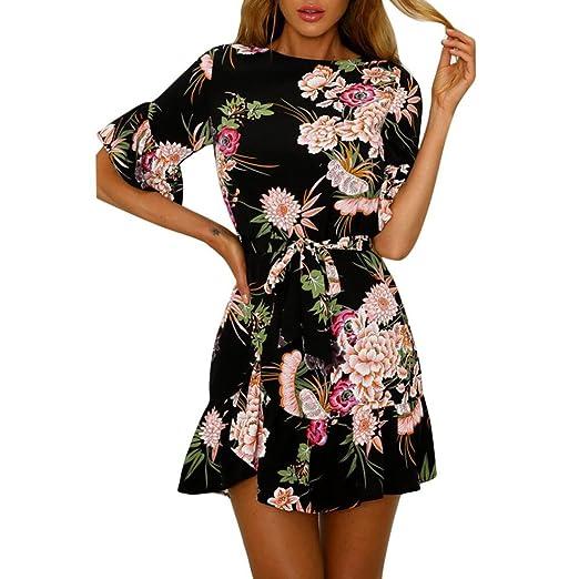 ba5e6425674 Perman Cheap Womens Summer Fashion Chiffon Spaghetti Strap Floral ...