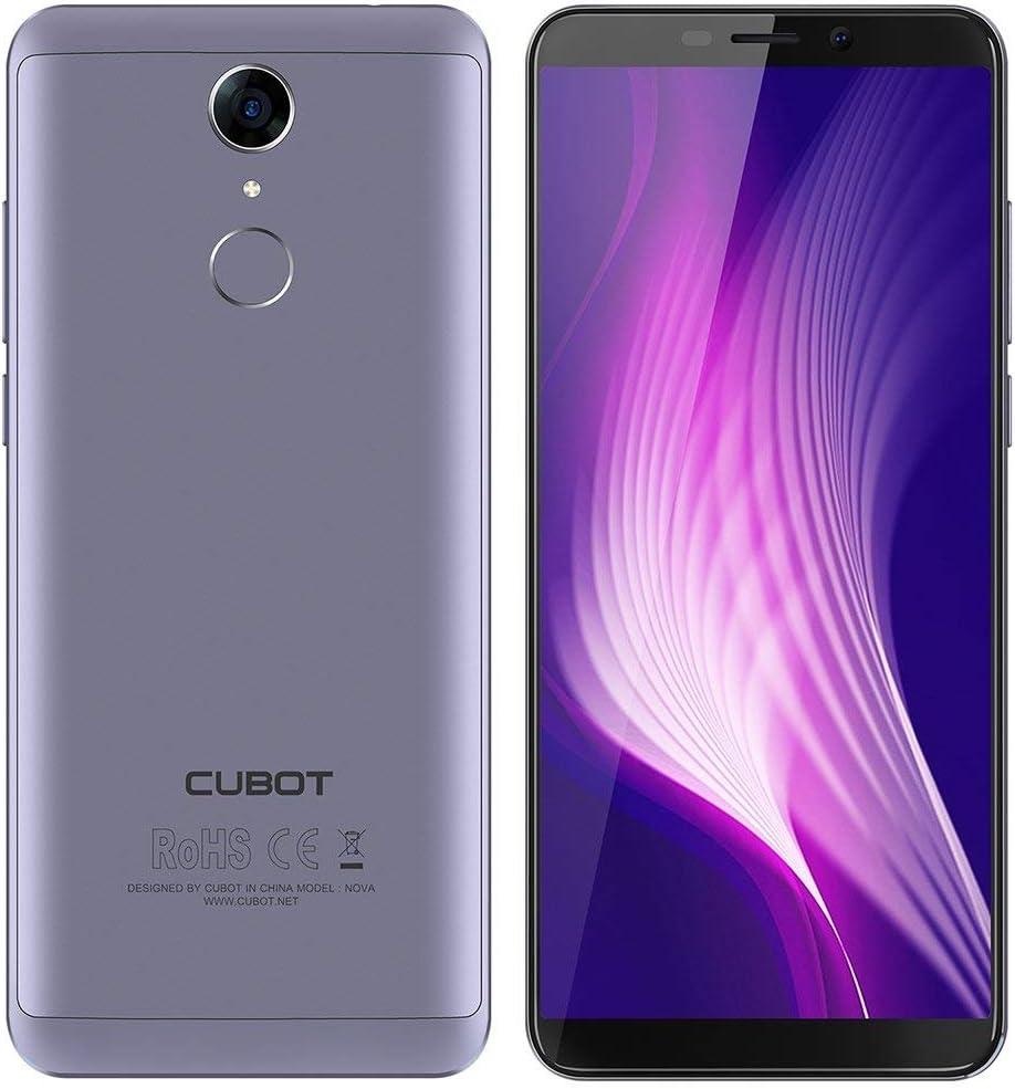 """Cubot Nova - 4G Smartphone Libre con pantalla 5.5""""de Táctil ..."""