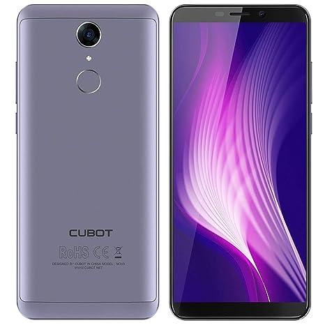 "Cubot Nova - 4G Smartphone Libre con pantalla 5.5""de Táctil Capacitiva Android 8.1 MT6739"