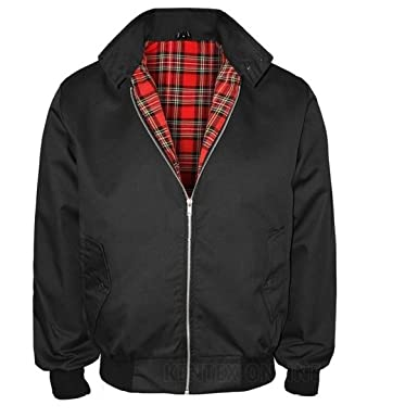 8fa87779051 Kentex Online Harrington Blouson Classique rétro Style années 70 pour Homme   Amazon.fr  Vêtements et accessoires