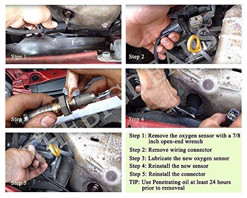 O2 Oxygen Sensor for Buick GMC Chevrolet  Isuzu Oldmobile Pontiac SAAB