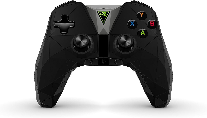 Nvidia Shield TV Controller - Mando Gaming para Nvidia Shield TV, Color Negro