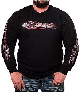 Harley-Davidson Screamin/' Eagle Rivet Long Sleeve HARLMT0292