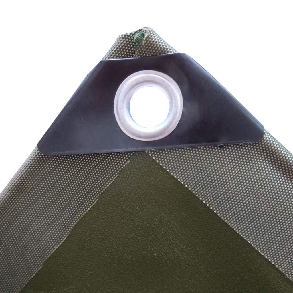 FANJIANI Tela impermeabilizzata impermeabilizzata impermeabilizzata in Tela Impermeabile in Tela telone Telone di Prossoezione Solare in Tela Parasole Avvolgente in Panno di Oxford (Dimensioni   3m5m) | Primo nella sua classe  | Benvenuto  8b81a2