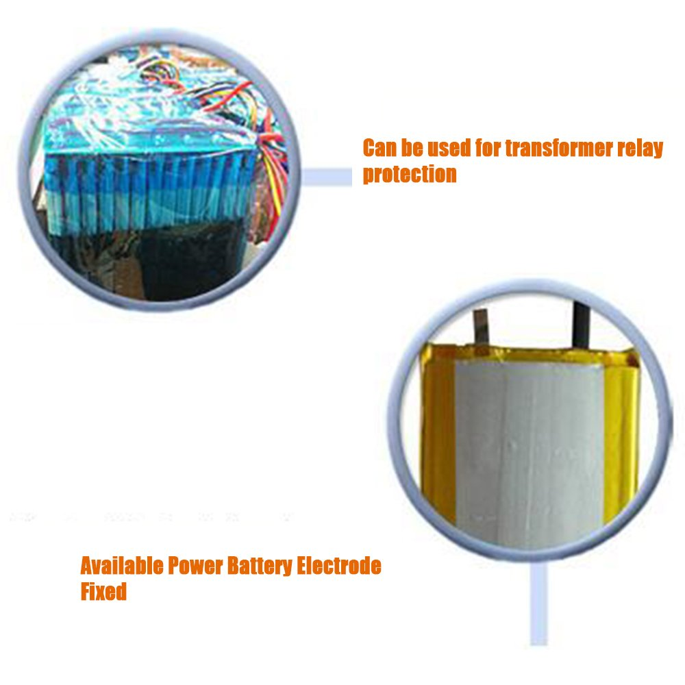 2 Rolls 10Mm X 33M 108Ft Heat Tape,Heat Resistant Tape,Heat Transfer Tape,Thermal Tape,Sublimation Tape,Heat Vinyl Press Tape,nicht Residue,hoch Temperature Tape für Electronics Masking,Soldering, Pcb