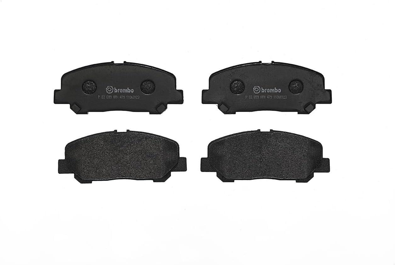 Genuine Comline Front Brake Disc Pads Set CBP01701