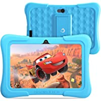"""Dragon Touch Y88X Pro 7"""" Kids Tablet, 2GB RAM 16GB Android 9.0 Tablets, Kidoz Pre-Installed with All-New Disney Content…"""