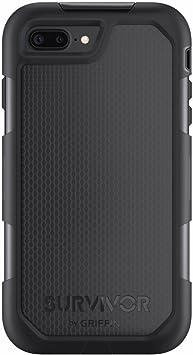 Griffin GB42824 - Carcasa para Apple iPhone 7 Plus color negro ...