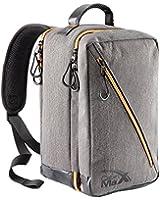 "Oxford Stowaway Bag - 8""x14""x7"" - Stylish Carry On Cabin Bag"