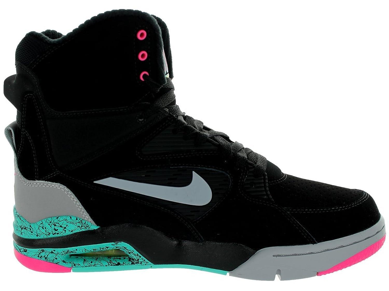 Nike Force De Commande Air Mens Chaussures De Basket-ball 684715-001 Noir