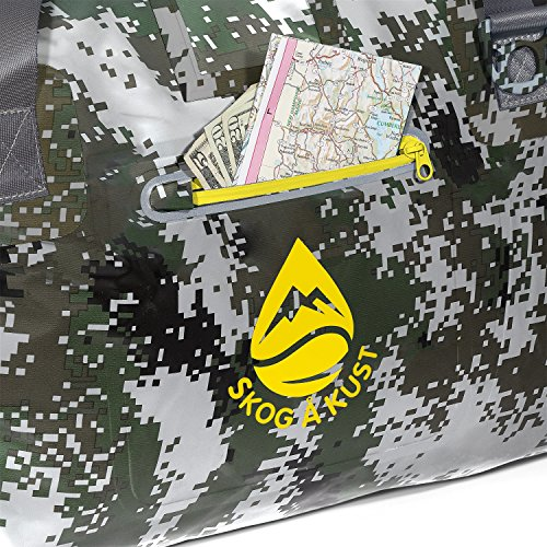 Skog Å Kust DuffelSåk Waterproof Duffle Dry Bags