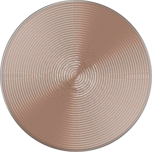 PopSockets: Collapsible Grip and Stand for Phones and Tablets - Twist Rose Gold by PopSockets (Image #1)