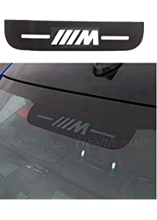 Car IDrive Controller Sticker Should Fit for BMW Cars with 29mm IDrive Multimedia Button.control Button M Power Performance M-Sport 3D Sticker M 1 3 5 X1 X3 X5 X6 GT