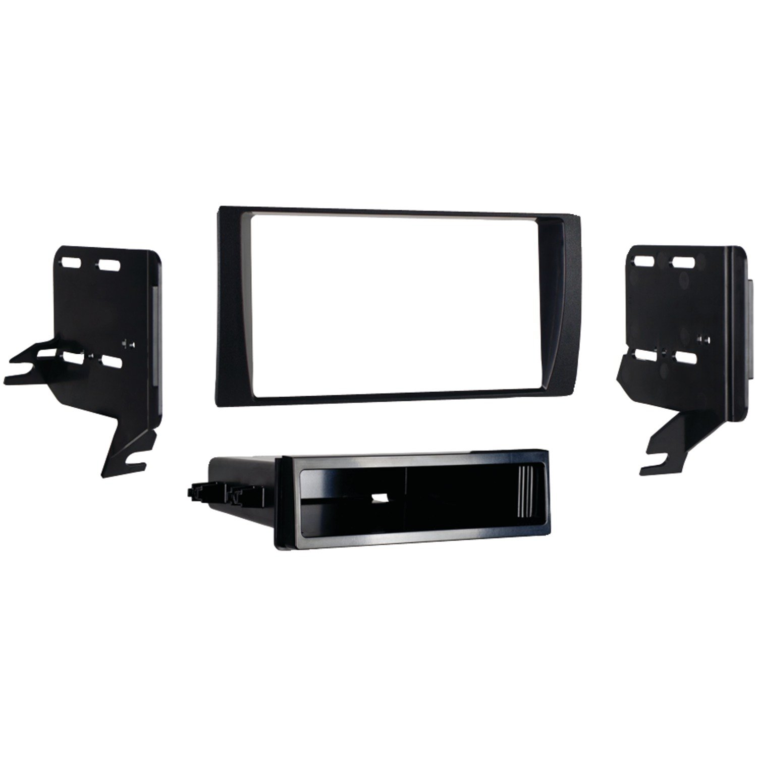 Metra 99-8231 Single or Double DIN Installation Dash Kit for 2002-2006 Toyota Camry