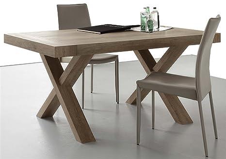 Tavoli Da Cucina In Legno : Emporio tavolo da cucina allungabile in legno fuji sg