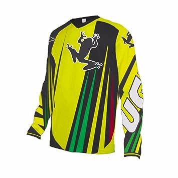 Uglyfrog Bike Wear Mens Downhill Jersey Rage MTB Cycling Top Cycle Long  Sleeve Spring Mountain Bike c058e65e4