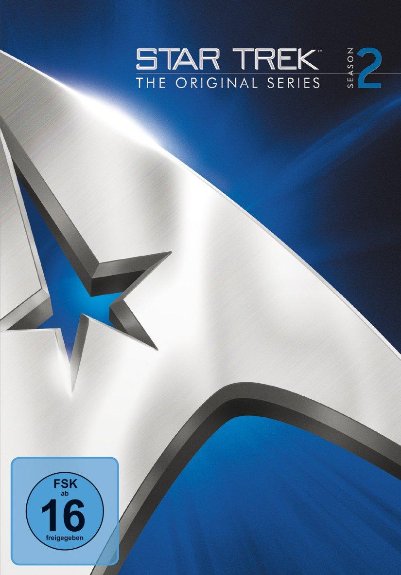 Star Trek - The Original Series, Season 2 [Alemania] [DVD]