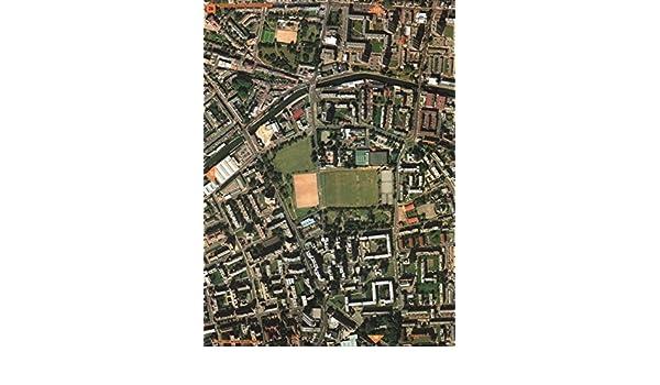 HOXTON N1.Rosemary Gdns Regent/'s Canal Shoreditch Park De Beauvoir Town 2000 map