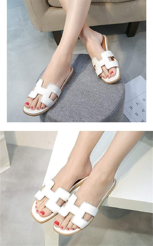 ShowTimes Luxury Brand Slippers Women Cut Out Summer Beach Sandals Women Slides Outdoor Slippers Indoors