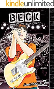 BECK Vol. 7 (comiXology Originals)