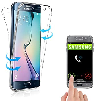 coque galaxy s6 edge 360