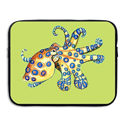 22683360ae3f Amazon.com: CHJOO Briefcase Laptop Messenger Bag Slim Sve Blue Ring ...
