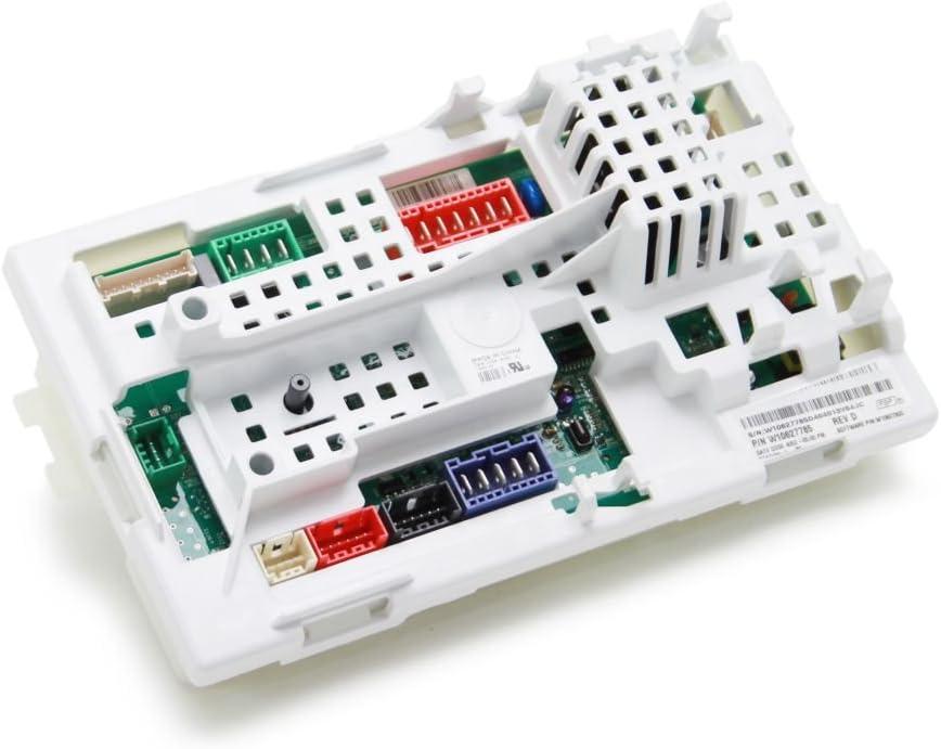 Whirlpool W10627785 Washer Electronic Control Board Genuine Original Equipment Manufacturer (OEM) Part