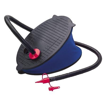 Intex 69611 - Bomba de pie con 3 boquillas 28 cm