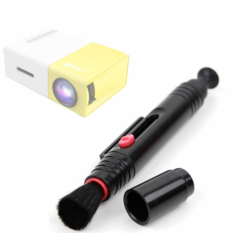 DURAGADGET Lápiz Limpiador De Lentes para Proyector Deeplee DP300 ...